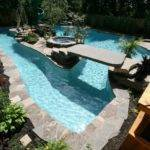 Backyard Lazy River Home Design