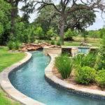 Backyard Lazy River Pools