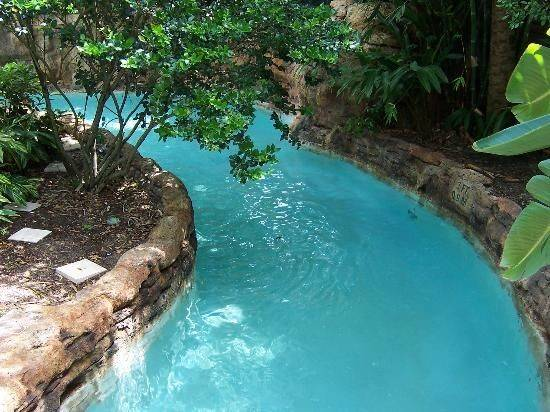 Backyard Lazy River Serioussss Just Planned Out Dream
