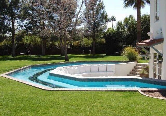 Backyard Lazy River Win Lotto Pinterest