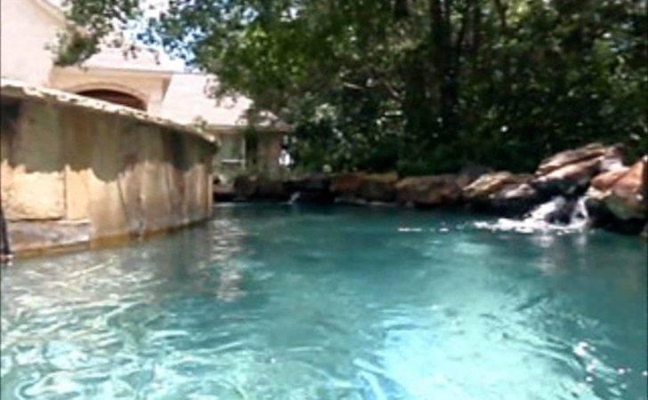 Backyard Lazy River Youtube