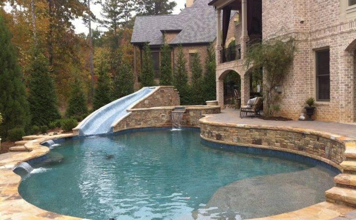 Backyard Oasis Pools Form Pool Marlo