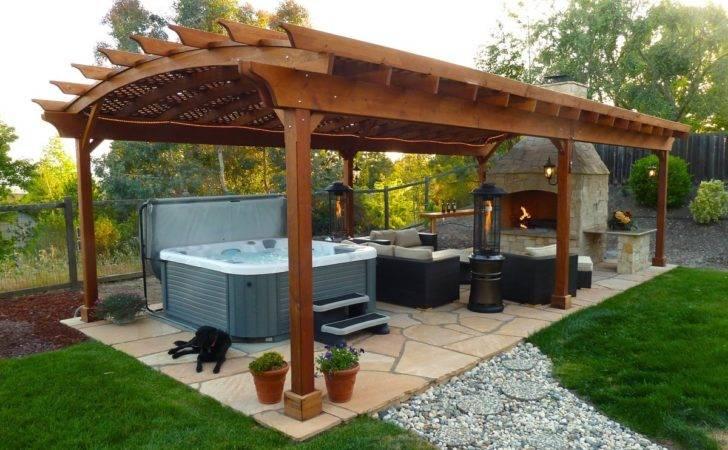 Backyard Pergola Ideas Pergolas Kits