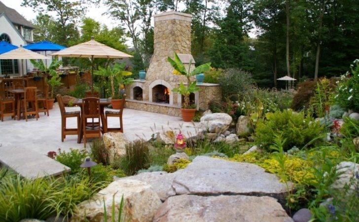 Backyard Ponds Waterfalls Landscaping Services Retreat