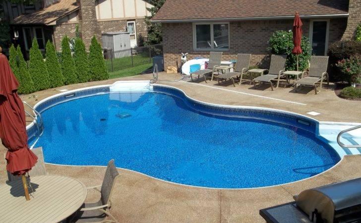 Backyard Pool Design Mesmerizing Effect Your Home Traba