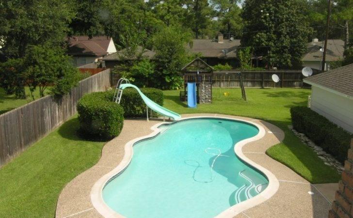 Backyard Pool Designs Inground Pools Kids Love