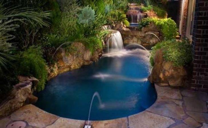 Backyard Pool Designs Small Yards Ideas