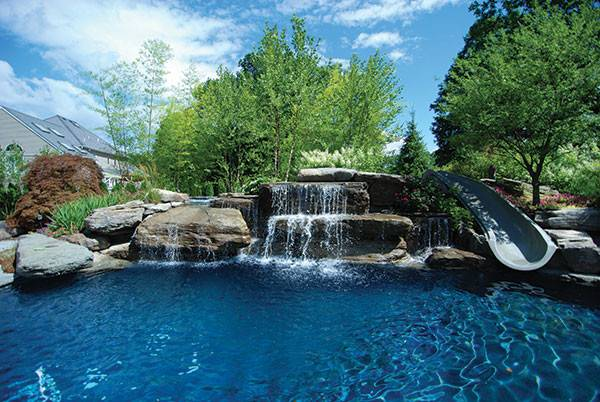 Backyard Pool Designs Think Inspired Home