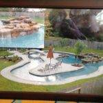 Backyard Pool Lazy River Outdoor Living Pinterest Decks