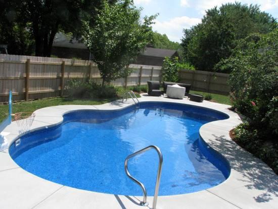Backyard Pools Swimming Pool