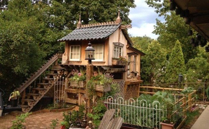 Backyard Retreat Built Mark Phenicie Garden Retreats Sheds Out