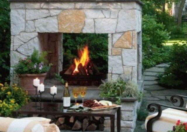 Backyard Retreat Design Pinterest