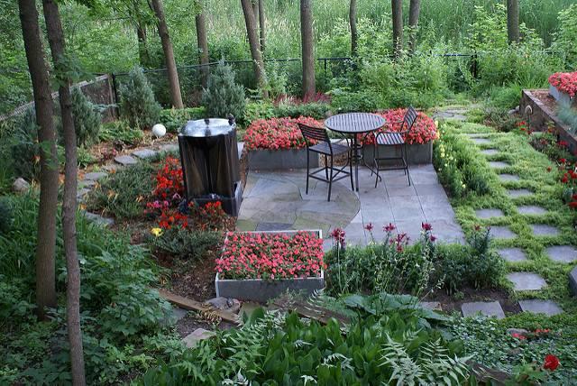 Backyard Retreat Flickr Sharing