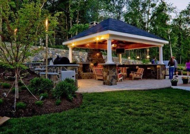 Backyard Retreat Garden Ambiences Pinterest
