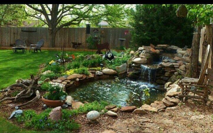 Backyard Retreat Goddess Pinterest