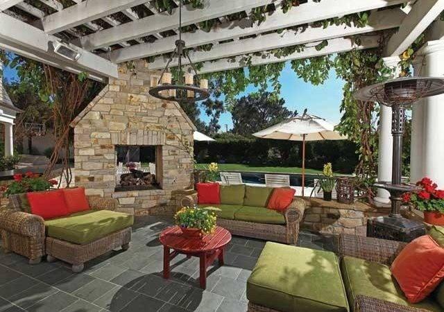 Backyard Retreat Home Sweet Pinterest