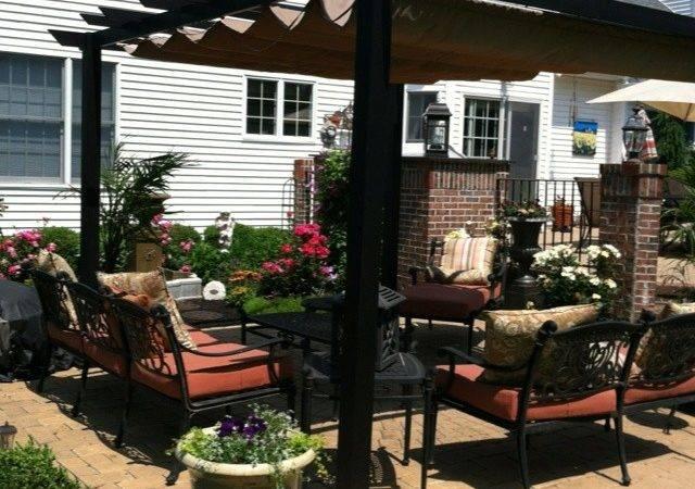 Backyard Retreat Ideas Pinterest