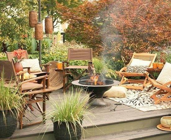Backyard Retreat Outdoors Pinterest