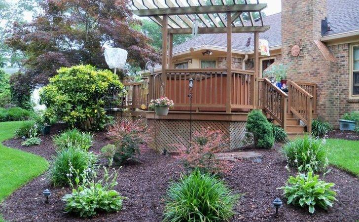 Backyard Retreat Yard Renovation Ideas Pinterest