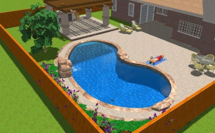 Backyard Swimming Pool Designs Specialties Pools Amarillo