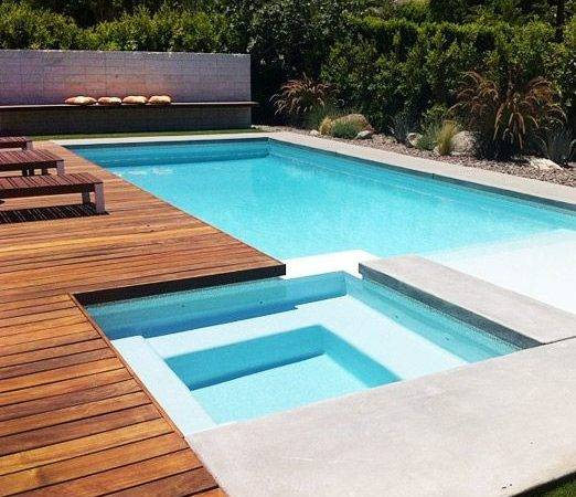 Backyard Swimming Pool Landscaping Ideas Design