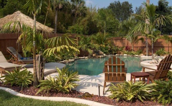Backyard Swimming Pools Infinity Indoor