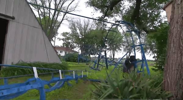 Backyards Make Never Want Inside Again