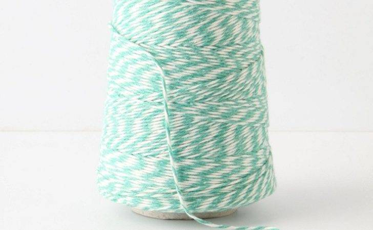 Bakers Twine Gift Wrap Craft Pinterest