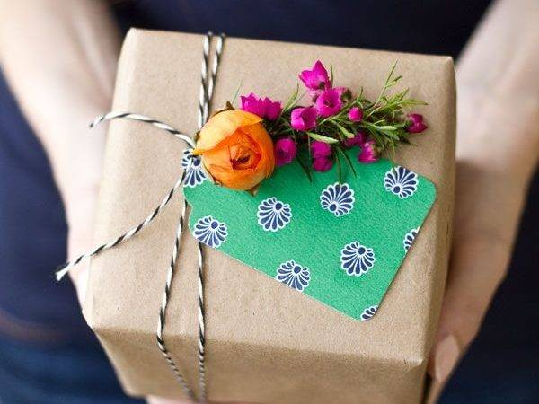 Bakers Twine Gift Wrapping