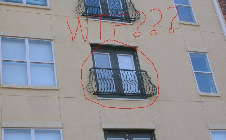 Balcony Door But Everyone Entitled Joe Opinion