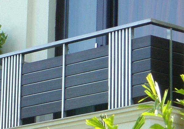 Balcony Pinterest Design Railing Grill