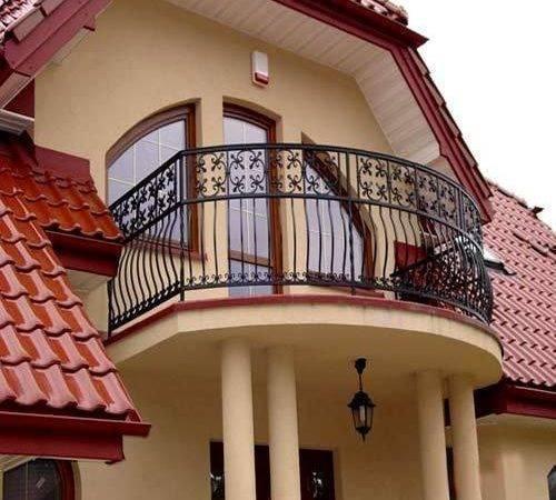 Balcony Railing Surat Gujarat India Balaji Engineering