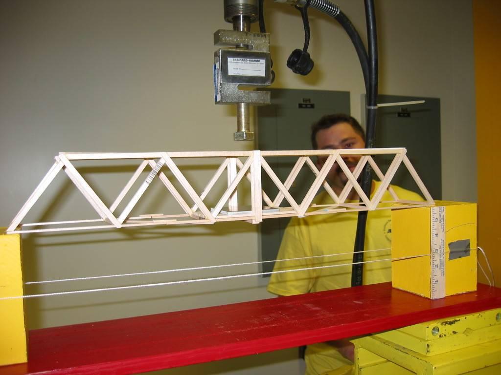 Balsa Wood Bridge Designs