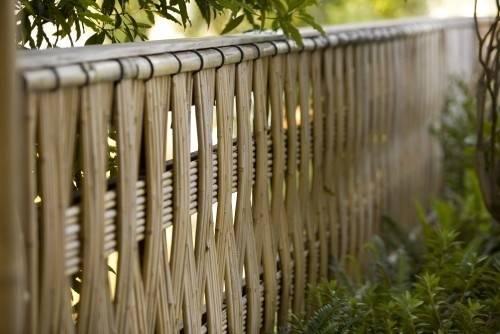 Bamboo Fence Ideas Pinterest