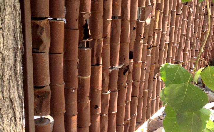 Bamboo Fencing Ideas Diy Fence Inspiration