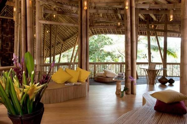 Bamboo House Design Ideas Eco Friendly Building Materials