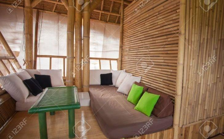 Bamboo House Interior Design Decoration