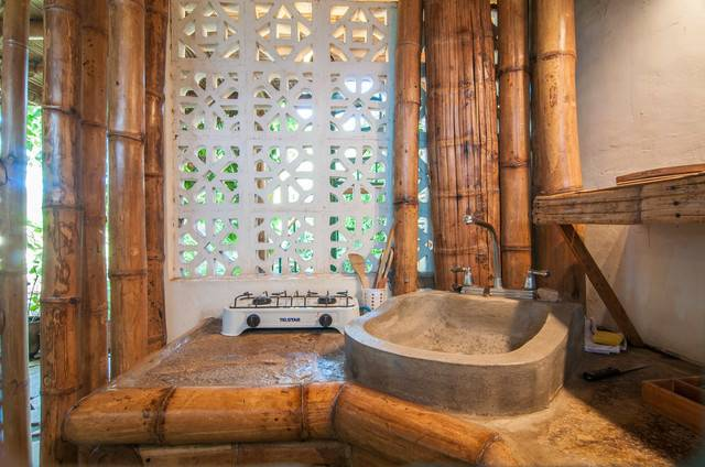 Bamboo House Sustainable Home Interior Design
