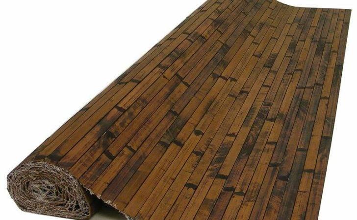 Bamboo Paneling Dark Chocolate Next