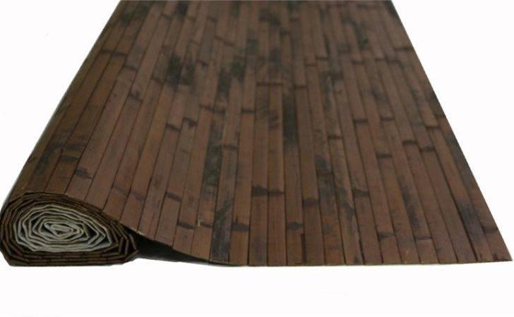Bamboo Paneling Dark Chocolate