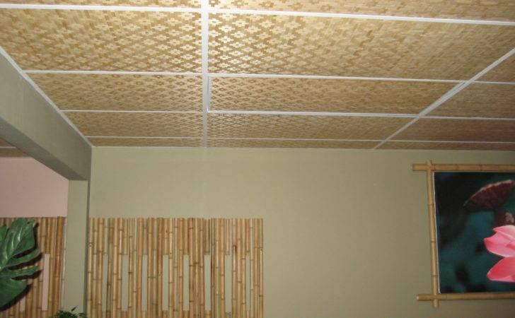 Bamboo Paneling Slats Detail