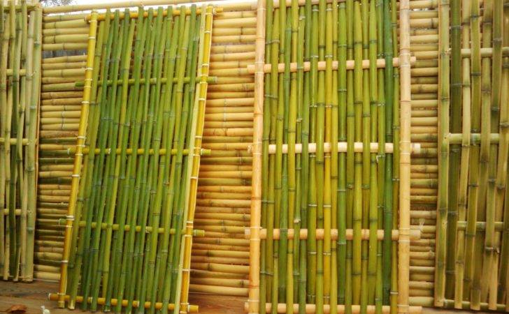 Bamboo Panels Products