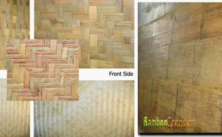 Bamboo Wall Coverings Affordable Tambor Paneling