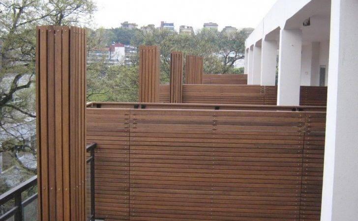 Bamboo Wall Panels Outdoor Panel Black Balcony Fence
