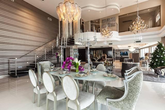 Banana Island Lagos Nigeria Contemporary Living Room