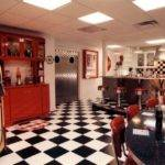 Bar Basement Diner Retro