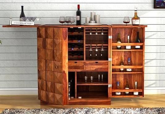 Bar Cabinet Buy Wooden Best Price