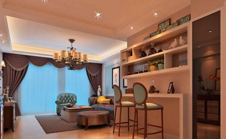 Bar Counter Design Home