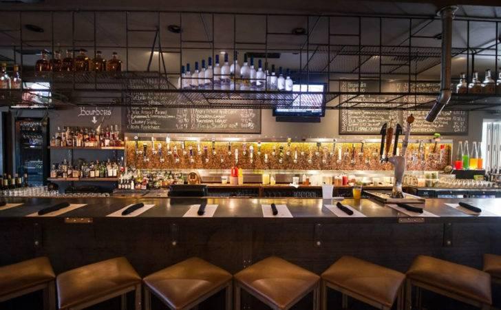 Bar Hospitality Lighting Design Tap Kitchen