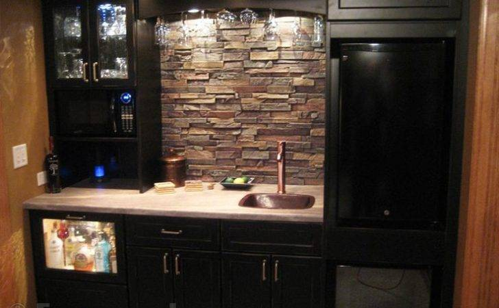 Bar Ideas Small Spaces Wet Design Kitchen